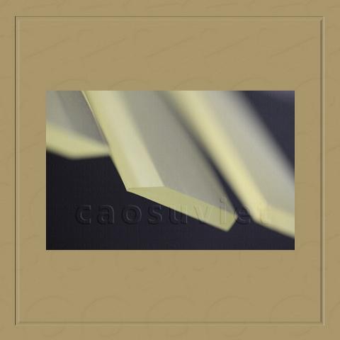 Polyurethane screen printing squeegee