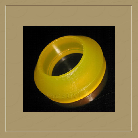 Polyurethane plastic parts