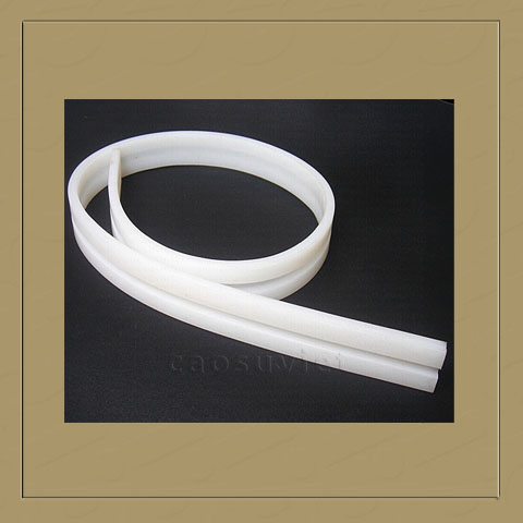 Food grade silicone rubber joint