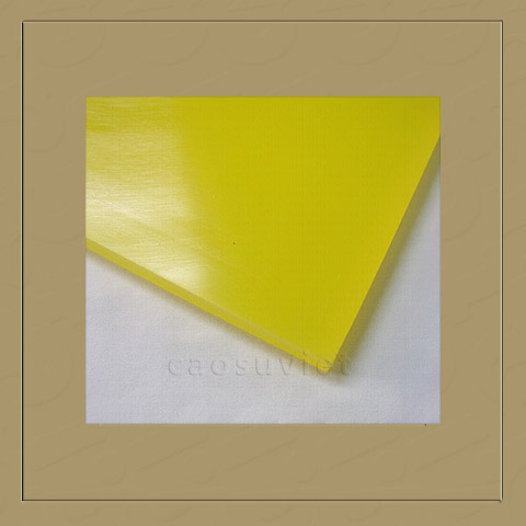 Polyurethane sheets for food contact applications