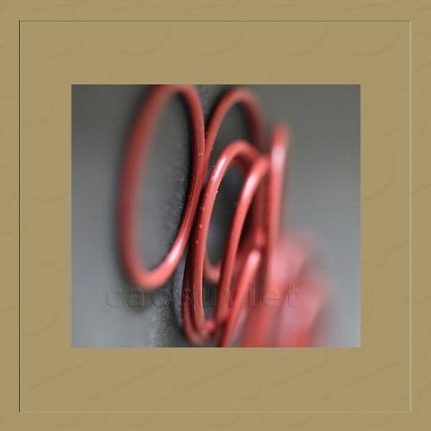 Sản phẩm o-ring cao su chịu nhiệt