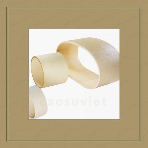 Rubber belts for fish bone separator
