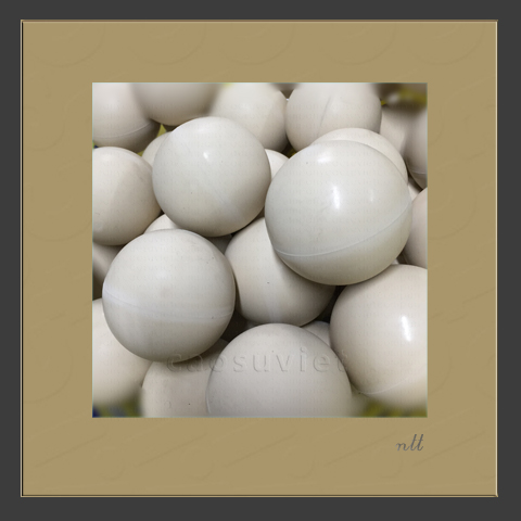 Food grade EPDM rubber balls