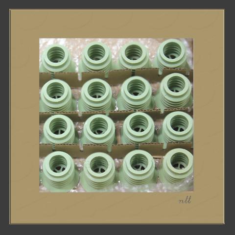 Bao bì giấy cho phễu hút cao su
